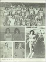 1982 Palm Springs High School Yearbook Page 54 & 55