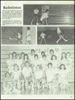 1982 Palm Springs High School Yearbook Page 60 & 61