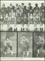 1982 Palm Springs High School Yearbook Page 62 & 63