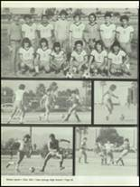 1982 Palm Springs High School Yearbook Page 64 & 65