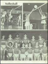 1982 Palm Springs High School Yearbook Page 80 & 81