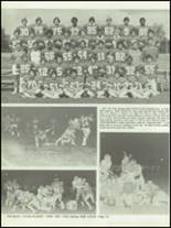 1982 Palm Springs High School Yearbook Page 86 & 87