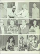 1982 Palm Springs High School Yearbook Page 98 & 99