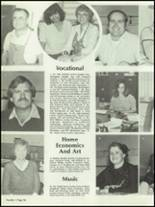 1982 Palm Springs High School Yearbook Page 100 & 101