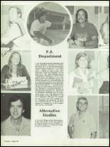 1982 Palm Springs High School Yearbook Page 102 & 103