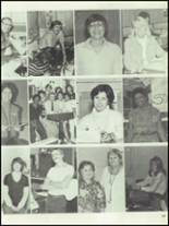 1982 Palm Springs High School Yearbook Page 104 & 105