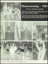 1982 Palm Springs High School Yearbook Page 114 & 115