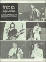 1982 Palm Springs High School Yearbook Page 126 & 127