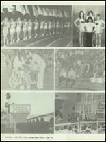 1982 Palm Springs High School Yearbook Page 132 & 133