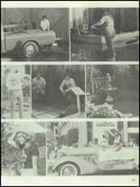 1982 Palm Springs High School Yearbook Page 134 & 135
