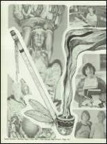 1982 Palm Springs High School Yearbook Page 136 & 137