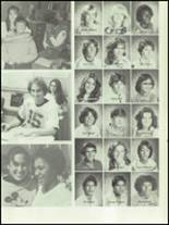 1982 Palm Springs High School Yearbook Page 154 & 155