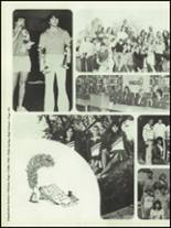 1982 Palm Springs High School Yearbook Page 156 & 157