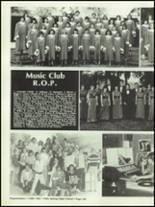 1982 Palm Springs High School Yearbook Page 166 & 167