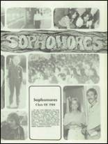 1982 Palm Springs High School Yearbook Page 174 & 175