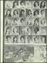 1982 Palm Springs High School Yearbook Page 184 & 185