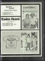 1982 Palm Springs High School Yearbook Page 204 & 205