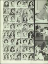 1982 Palm Springs High School Yearbook Page 222 & 223