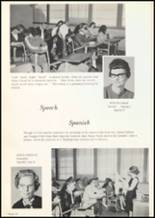 1965 Nocona High School Yearbook Page 16 & 17