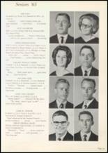 1965 Nocona High School Yearbook Page 22 & 23