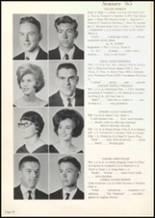 1965 Nocona High School Yearbook Page 24 & 25