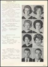 1965 Nocona High School Yearbook Page 26 & 27
