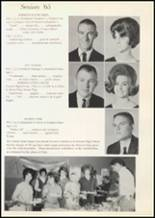 1965 Nocona High School Yearbook Page 28 & 29