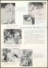 1965 Nocona High School Yearbook Page 32 & 33