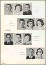 1965 Nocona High School Yearbook Page 34 & 35