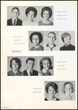 1965 Nocona High School Yearbook Page 36 & 37