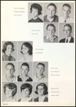 1965 Nocona High School Yearbook Page 42 & 43
