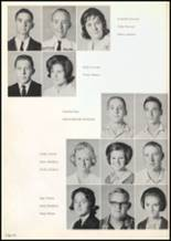 1965 Nocona High School Yearbook Page 44 & 45