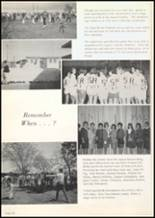 1965 Nocona High School Yearbook Page 46 & 47