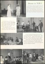 1965 Nocona High School Yearbook Page 52 & 53