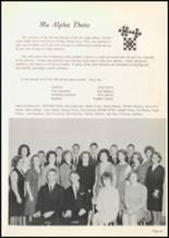 1965 Nocona High School Yearbook Page 58 & 59