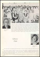 1965 Nocona High School Yearbook Page 64 & 65