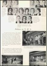 1965 Nocona High School Yearbook Page 70 & 71
