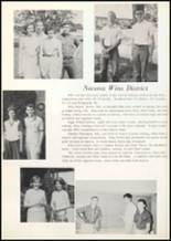1965 Nocona High School Yearbook Page 72 & 73