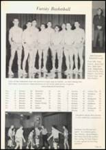 1965 Nocona High School Yearbook Page 84 & 85