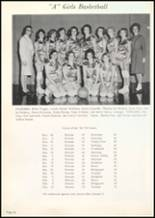 1965 Nocona High School Yearbook Page 88 & 89