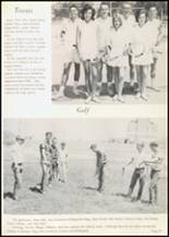 1965 Nocona High School Yearbook Page 90 & 91