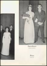 1965 Nocona High School Yearbook Page 108 & 109