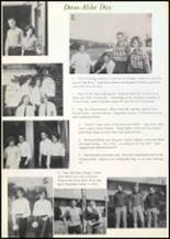 1965 Nocona High School Yearbook Page 110 & 111