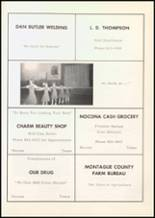 1965 Nocona High School Yearbook Page 114 & 115