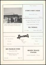 1965 Nocona High School Yearbook Page 120 & 121
