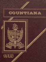 1986 Yearbook Henderson County High School