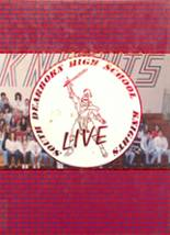 1993 Yearbook South Dearborn High School