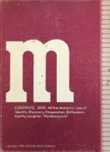 1974 Yearbook Moline High School