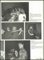 1993 Hooks High School Yearbook Page 24 & 25