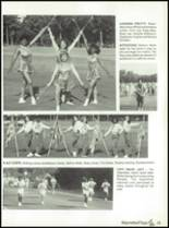 1993 Hooks High School Yearbook Page 46 & 47